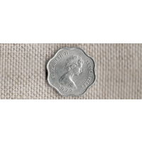 Сейшельские острова Сейшелы 5 центов 1972//(NS)