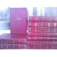 А.Н.Островский. Собрание сочинений в 10 томах (комплект из 10 книг)