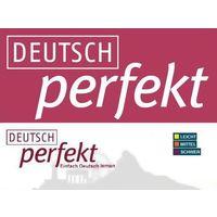 Привет из Германии + DEUTSCH perfekt (журнал для изучающих) - Немецкий в совершенстве (адаптированная литература)