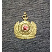 Кокарда Северной Кореи.
