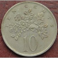 4396:  10 центов 1977 Ямайка