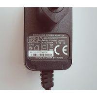 Адаптер блок питания 12V-500mA