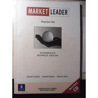Английский язык. Market Leader. Practice File. Intermediate Business English + CD