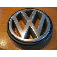 Эмблема передняя VW, оригинал (3А0853601, GERMANY).