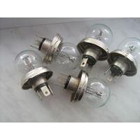 Автомобильные лампочки 12 вольт,40W-   55 штук.новые