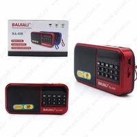 Радиоприемник BAIJIALI BJL-626 USB, microSD