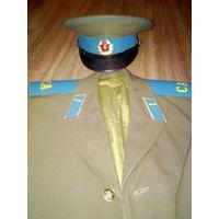 Китель солдата ВВС СССР