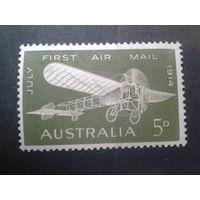 Австралия 1964 самолет