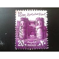 Египет 1971 ворота в Каире 11 век