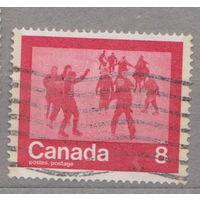 Олимпийские игры 1974 года - Монреаль, 1976, Канада - Зимние развлечения Канады 1974 год лот 10