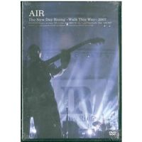 DVD-Audio AIR - THE NEW DAY RISING - WALK THIS WAY - 2007
