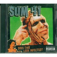 CD Sum 41 - Does This Look Infected? (2002) Alternative Rock, Pop Punk, Punk