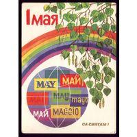 1981 год С.Бутко 1 мая Са святам