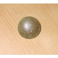 Пуговица гренада с цифрой 8