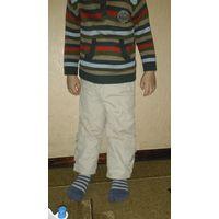 Штанишки/ брюки утепленные, р. 92 см (Германия)