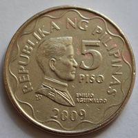 5 писо 2009 Филиппины