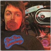 LP Paul McCartney & Wings 'Red Rose Speedway'