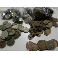 МонетыСССР 1961-91 годов, 1,5 кг.