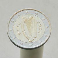 Ирландия 2 евро 2002