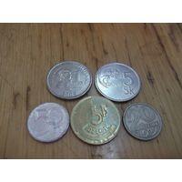 Пять монет/30. С рубля!