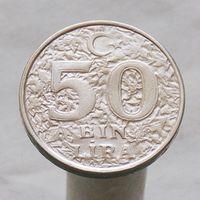 Турция 50000 лир 1999