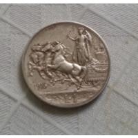 1 лира 1916 г. Италия