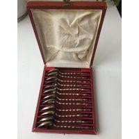 Набор ложек Вьетнам-СССР серебро 875