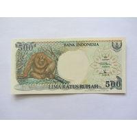 Индонезия, 500 рупий , 1992 г.