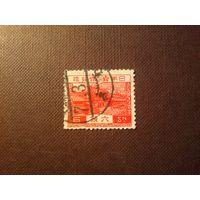 Япония - 1926/37 гг.Ворота Йомей, храм Тосё-гу - Никко