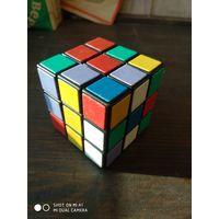 Кубик Рубик СССР с рубля