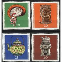 ГДР 1971 Mi# 1632-1635 (MNH**)