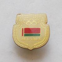 Знак олимпийской сборной Республики Беларусь