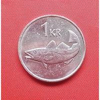 71-24 Исландия, 1 крона 2006 г.