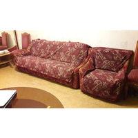 Диван - кровать, кресла