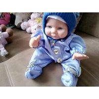 Кукла мальчик Гена ))