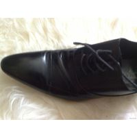 Туфли мужские shasha marchetti , italiy , 39 размер