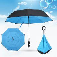 Зонт наоборот.
