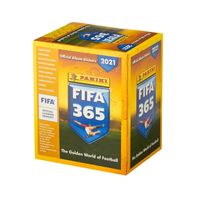 Блок 50 пакетиков PANINI FIFA 365: 2020-2021 в наличии!