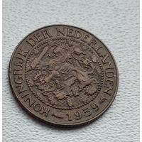 Суринам 1 цент, 1959 1-15-13
