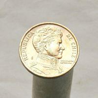 Чили 10 песо 2002