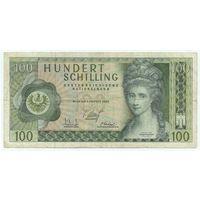 Австро-Венгрия, 100 крон 1969 год.