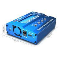 Зарядно-балансиров очное устройство Skyrc Imax B6 mini для NiCd/NiMh/LiIon/LiFe/LiPo /Pb аккумуляторов (ОРИГИНАЛ) +БП 12V 6A 72W