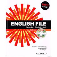 English File 3rd Edition (3-е издание)