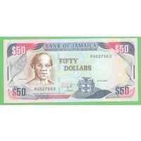 Ямайка 50 долларов 2010