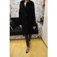 Пальто черное ESMARA Германия размер 42 XS