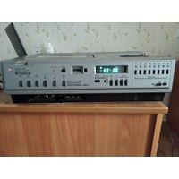 Первый советский видеомагнитофон Вм-12 Вм12