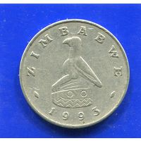 Зимбабве 50 центов 1993