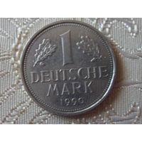 1 марка ФРГ 1990