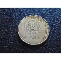 Доминиканская Республика 1 песо 1997 г.