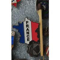 Франция. (тяж.) на цанге
